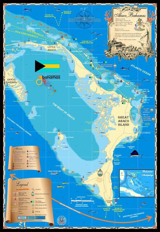 Abaco • Island Map Publishing on world map bahamas, eleuthera bahamas, map of the abaco islands, cat island bahamas, elbow island bahamas, arial maps of abaco bahamas, map all caribbean islands, harbour island bahamas, map of abaco with distances, road map of abaco bahamas, map of southern caribbean islands, map showing bahamas, andros island bahamas, crooked island bahamas, great iguana island bahamas, sea of abaco bahamas, grand lucayan bahamas, map of marsh harbour abaco, map of scrub island british virgin islands, nautical map of abaco bahamas,