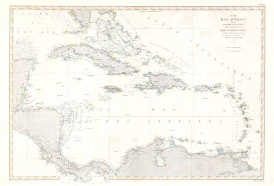Antique-reproduction-1867-Germain Map