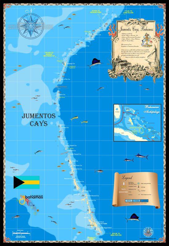 Jumentos Map