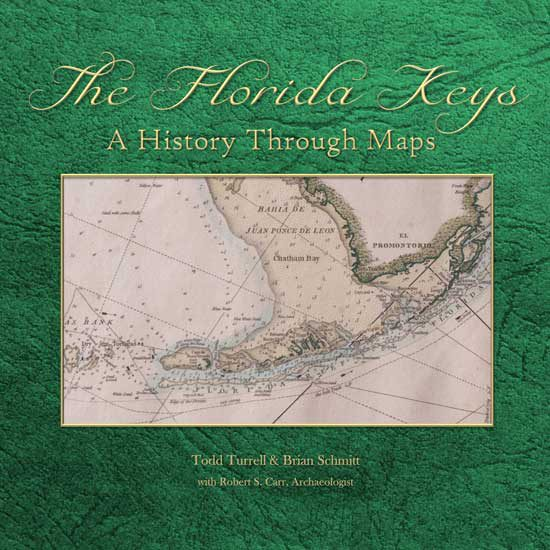 The Keys A history though maps