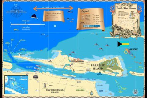 paradise island, bahamas history