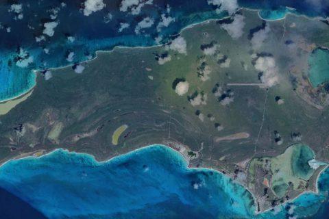 rum cay, bahamas history