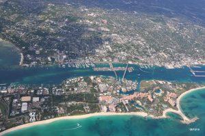 nassau, downtown, bahamas, history